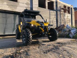 BRP Can-Am Maverick X MR, 2014