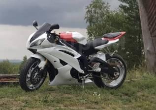 Yamaha YZF-R6, 2008