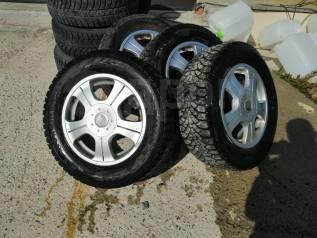 Комплект колес Nokian Nordman 4