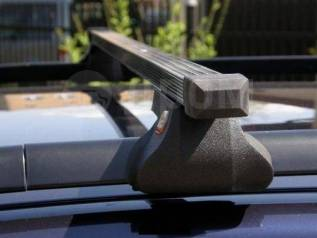 Багажник на крышу автомобиля на рейлинги AMOS