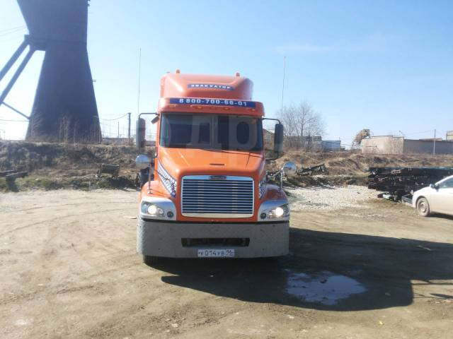 Freightliner Century. Грузовой эвакуатор 2006 г. в., 14 000куб. см., 6x4