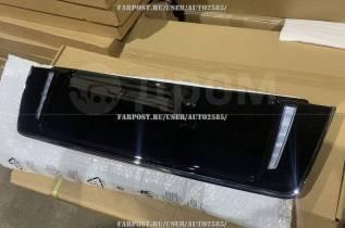 Планка под номер TRD Superior для Lexus LX570 2016+
