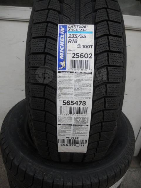 Michelin Latitude X-Ice 2, 235/55 R18