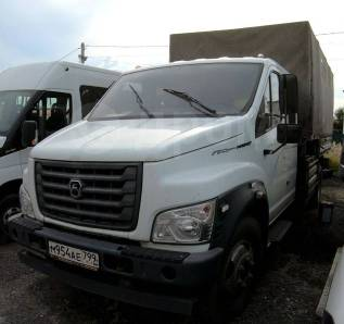 ГАЗ ГАЗон Next C42R33