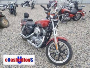 Harley-Davidson Sportster Superlow XL883L 50394, 2013