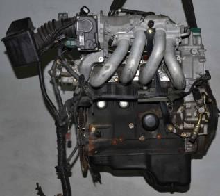 Двигатель Nissan QG15-DE с элект дросселем