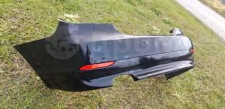 Задний бампер bmw e60