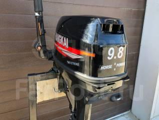 2х-тактный лодочный мотор Hangkai M9.8 HP Кредит/Рассрочка/Гарантия