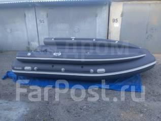 Лодка пвх надувная Абакан 430