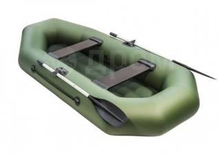 Лодка ПВХ Аква Pro 2600 НДНД