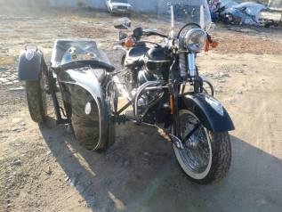 Harley-Davidson Heritage Softail FLST, 2006