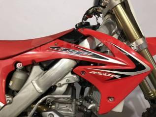 Honda CRF 250R, 2011