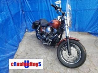 Harley-Davidson Dyna Fat Bob FXDF 03588, 2009