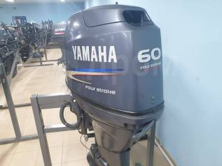 Лодочный мотор Yamaha F60FETL