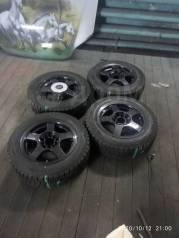 Зимняя резина+литые диски