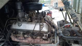 Двигатель и кпп газ-66