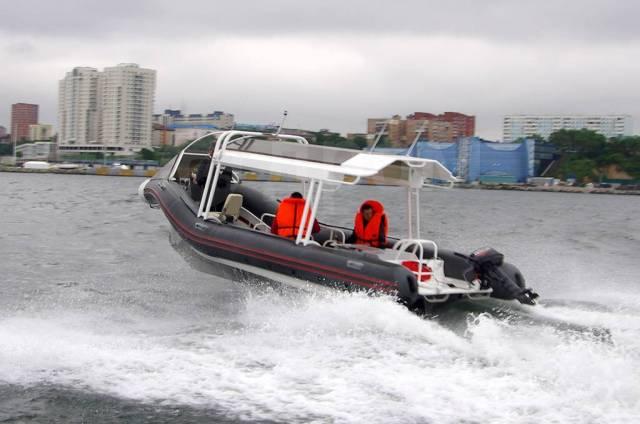 РИБ Сима 710. 2020 год, длина 7,40м., двигатель стационарный, 300,00л.с., бензин. Под заказ