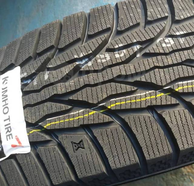 Kumho WinterCraft SUV Ice WS51, 235/65 R17