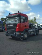 Scania G480, 2018