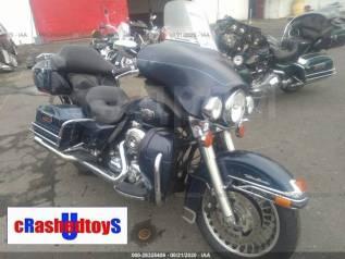Harley-Davidson Electra Glide Ultra Classic FLHTCU 26445, 2009