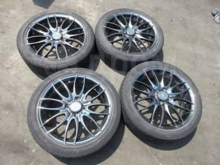 Комплект летних колёс на литье 165 50 16 Б/П по РФ W-78