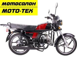 Мотоцикл RACER RC110N-Х ALPHA, оф.дилер МОТО-ТЕХ под заказ за 2 дня, 2020