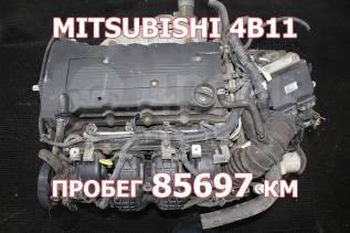 Двигатель Mitsubishi 4B11 Контрактный   Установка, Гарантия