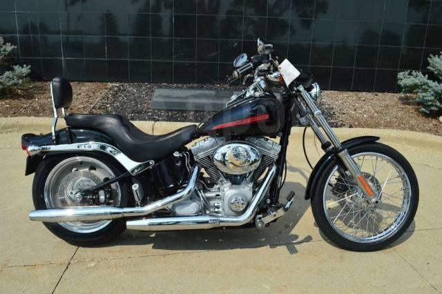 Harley-Davidson Softail. 1 600куб. см., исправен, птс, без пробега. Под заказ