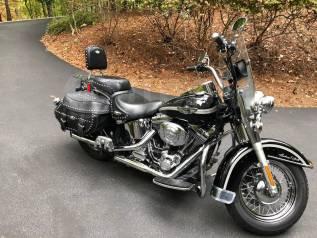 Harley-Davidson Heritage Softail Classic, 2004