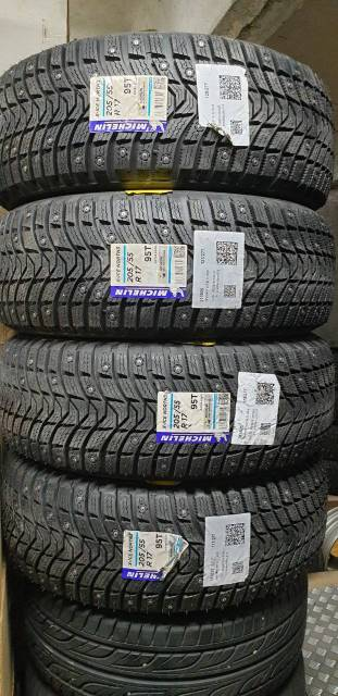 Michelin X-Ice North 3, 205/55 R17 95T
