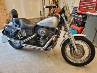 Harley-Davidson Dyna Super Glide, 1999