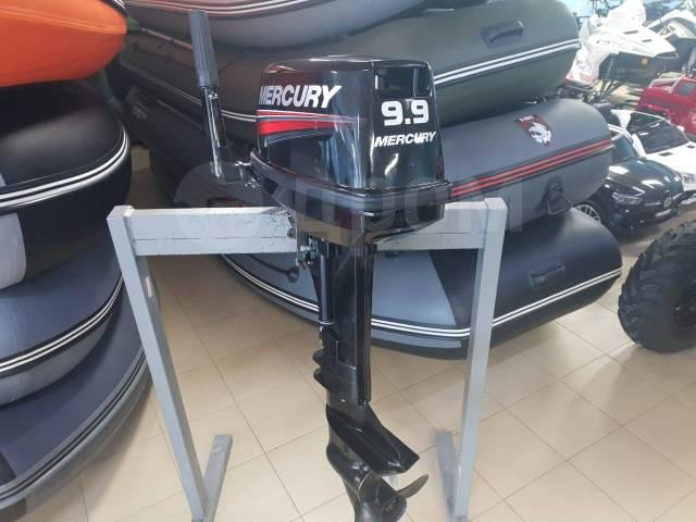 Mercury. 9,90л.с., 2-тактный, бензиновый, нога S (381 мм), 2018 год
