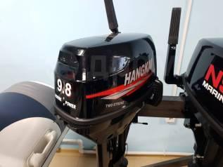 Лодочный мотор Hangkai M9.8 HP
