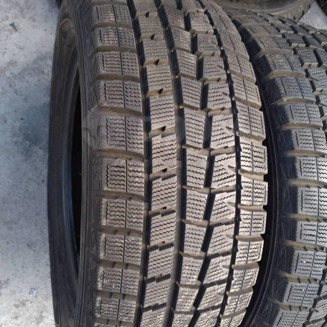 Dunlop. зимние, без шипов, б/у, износ до 5%
