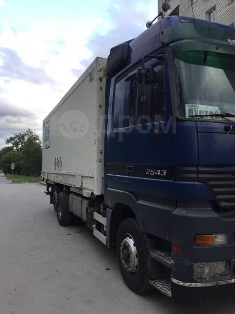Mercedes-Benz Actros. Продам грузовик , 12 000куб. см., 15 000кг., 6x2