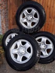 Комплект шипованных колес