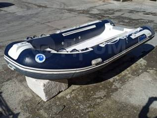 Лодка РИБ (RIB) Stormline Standard 400 (БЕЗ Консоли)