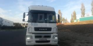 КамАЗ 5490-NEO, 2019