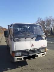 Mitsubishi Fuso Canter, 1989