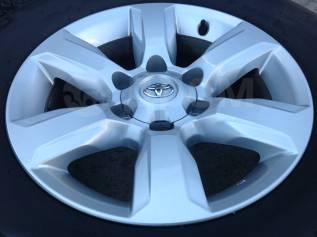 Литьё оригинал Toyota R17 6x139.7