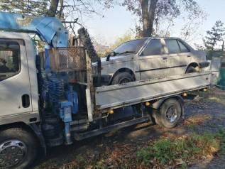 Грузоперевозки, Бортовой грузовик с манипулятором