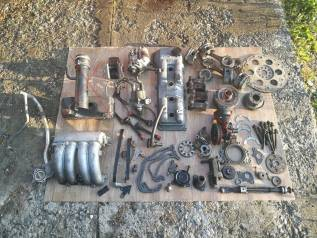 Продам двигатель 3RZ на запчасти
