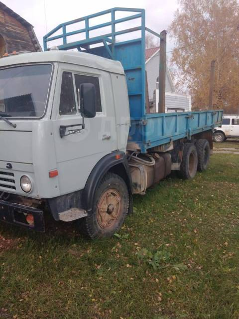 КамАЗ 53212. Продается Камаз, 10 850куб. см., 10 000кг., 6x4