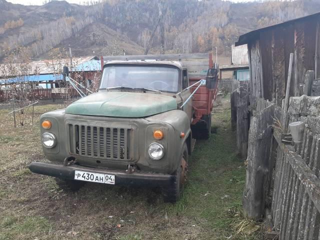 ГАЗ 53. Продаётся самосвал газ-53, 5 000кг., 4x2