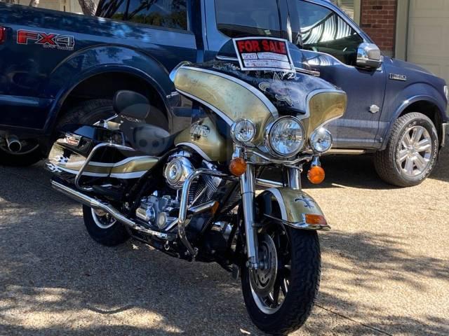 Harley-Davidson Electra Glide Ultra Classic. 1 600куб. см., исправен, птс, без пробега. Под заказ