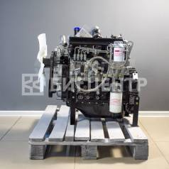 Двигатель Sida 58 kWt SD4BW55 / Sdbwz