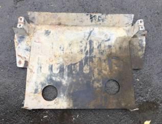 Защита двигателя, броня на Lada Priora 2170, ВАЗ 2110, 2111, 2112