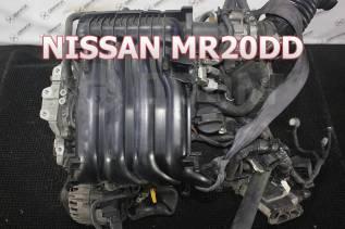 Двигатель Nissan MR20DD Контрактный | Установка, Гарантия, Кредит