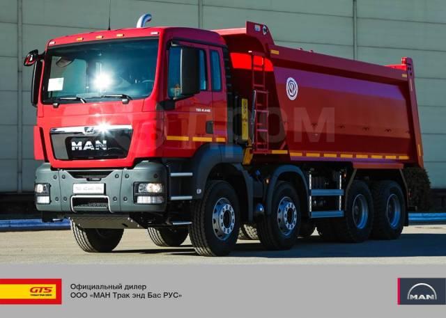 MAN TGS 41.440. Грузовой самосвал 8Х4 BBS-WW L 2021 г/в, 10 518куб. см., 8x4. Под заказ