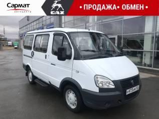 ГАЗ 2217 Баргузин, 2017